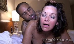 fifty year old swinger hotwife gilf makes a porn clip