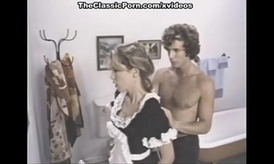 Kay parker, abigail clayton, paul thomas in classic porn movie scene