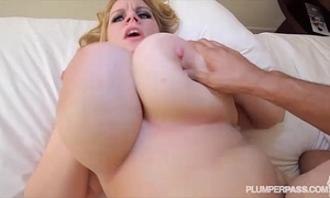 Big tit bbw milf tiffany copulates her sisters dark spouse