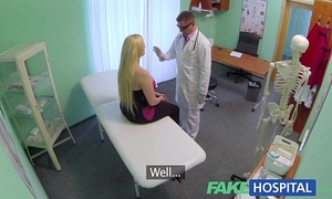 Fakehospital raunchy therapy causes recent patient to squirt uncontrollably