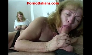 Group sex with aged harlots sesso di gruppo con aged troie