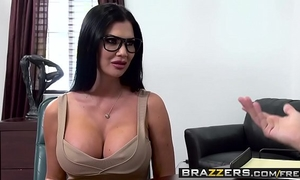 Big milk cans at work - quid pro blow scene starring jasmine jae keiran lee