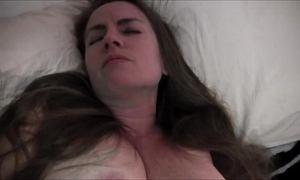 Pregnant woman allows me to let it fly, creampie