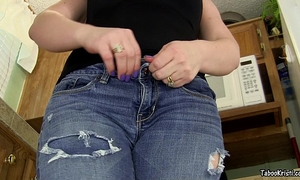 Smell your sister's delightful anus brother - taboo milf perverted kristi