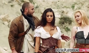 Digitalplayground - rawhide scene three susy gala nick moreno